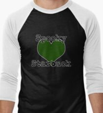 Spooky ♥ Starbuck Men's Baseball ¾ T-Shirt