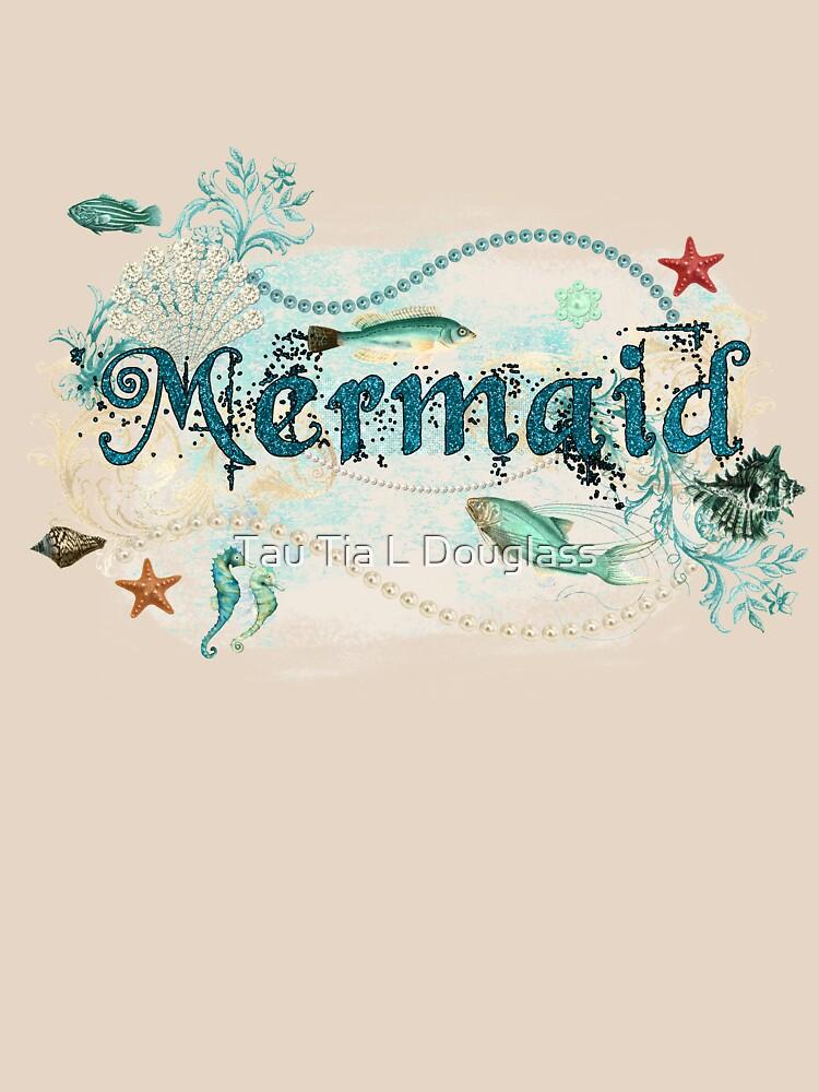 Mystical Mermaid Design by PurplePeacock