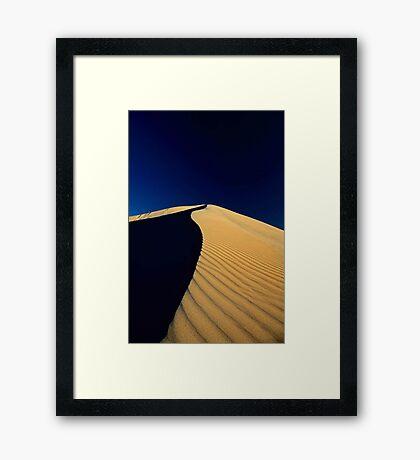 Lancelin - Western Australia  Framed Print