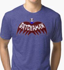 Bat-chaman! Tri-blend T-Shirt