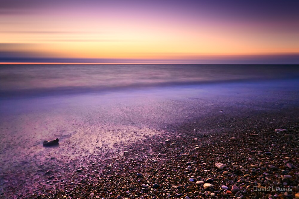 Ebb & Flow - Sunrise by David Lewins