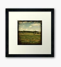 Journey Home #1 Framed Print
