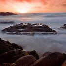 Sunset at McClure's Beach by MattGranz