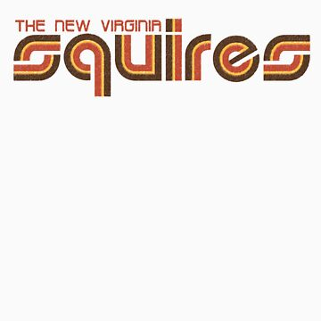 New Virginia Squires by vintagesports