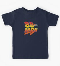 88MPH + Flames Kids Clothes