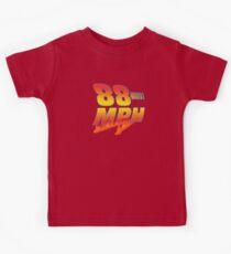 88MPH + Flames Kids Clothes