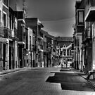Carrer de Miguel Hernandez  by marcopuch
