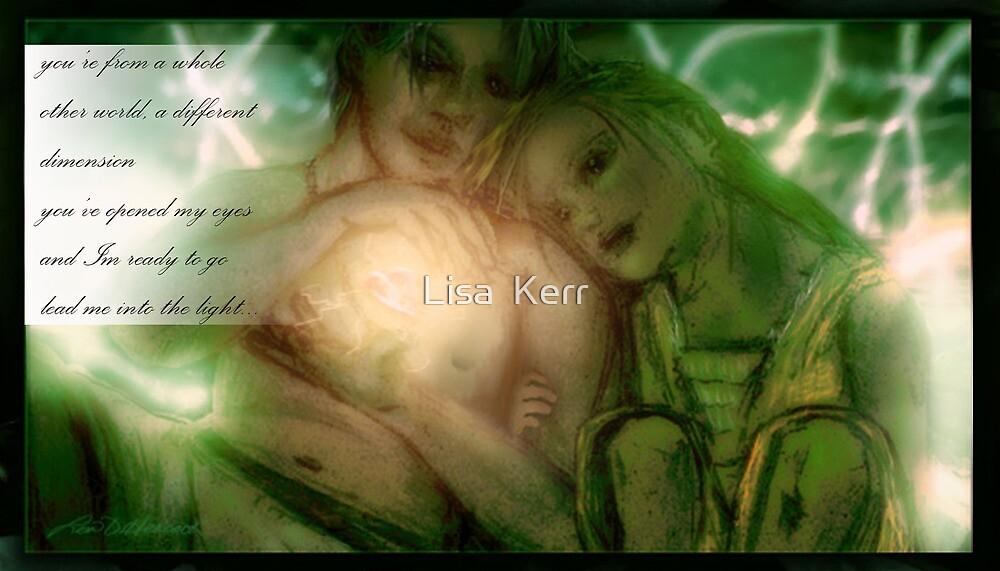 lead me by Lisa  Kerr
