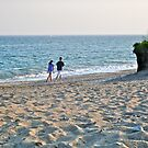 A Young Couple Walk Along The Sea - Rhode Island  *Featured by Jack McCabe
