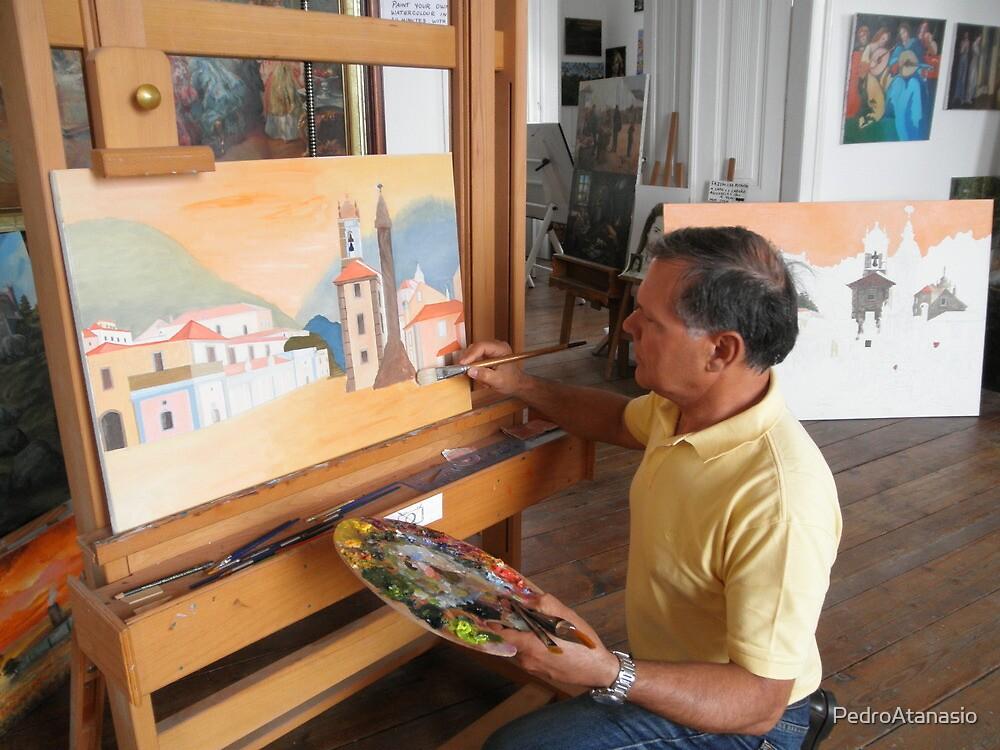School of Arts in Sintra, Master Almeida Coval - Escola de Artes de Sintra-Mestre Almeida Coval  by PedroAtanasio