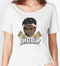 Turbo Street Cleaning Services Women's Relaxed Fit T-Shirt