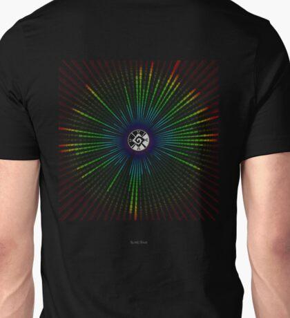 Binary_Mandala - Antar Pravas 2011 - Visionary Art Mandalas T-Shirt