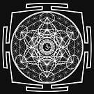Metatron_Chakra_Yantra - Antar Pravas 2011 - Visionary Art by AntarPravas