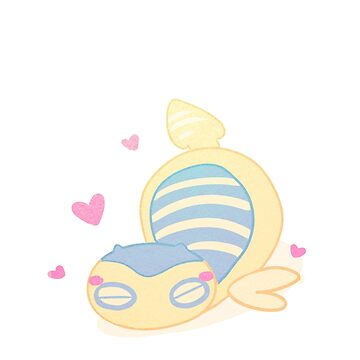 A Lazy Dunsparce by Qynn
