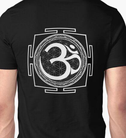 OM_Yantra - Antar Pravas 2011 - Visionary Art T-Shirt