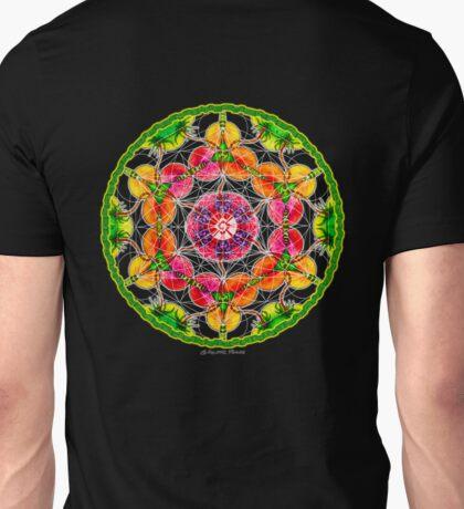 Plant_Mandala - Antar Pravas 2011 - Visionary Art T-Shirt