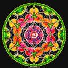 Plant_Mandala - Antar Pravas 2011 - Visionary Art by AntarPravas