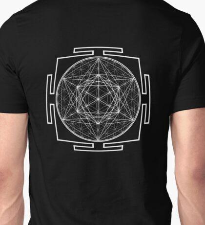 Platonic_Yantra - Antar Pravas 2011 - Visionary Art T-Shirt