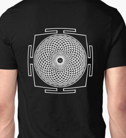 SAHASRARA_YANTRA - Antar Pravas 2011 - Visionary Art T-Shirt