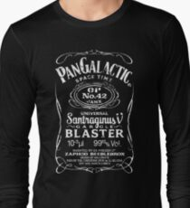 Pan Galactic Gargle Blaster - No. 42 [WHITE] Long Sleeve T-Shirt