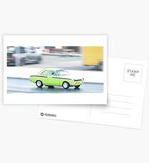MK1 Ford Escort Postcards