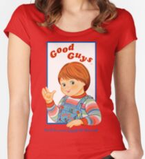 e20a1ab1 Child's Play - Good Guys - Chucky Fitted Scoop T-Shirt