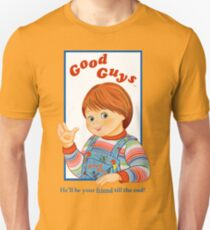 Jeu de l'enfant - Good Guys - Chucky T-shirt unisexe