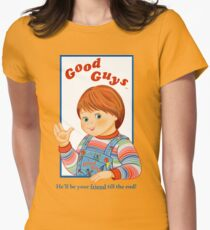 Child's Play - Good Guys - Chucky Women's Fitted T-Shirt
