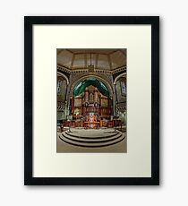 St Michael's Uniting Church • Melbourne • Australia  Framed Print