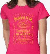 Pan Galactic Gargle Blaster - No. 42 [HONEY] Womens Fitted T-Shirt