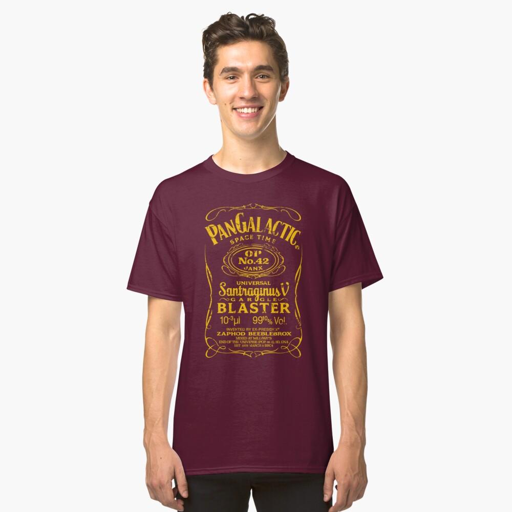 Pan Galactic Gargle Blaster - No. 42 [HONEY] Classic T-Shirt Front