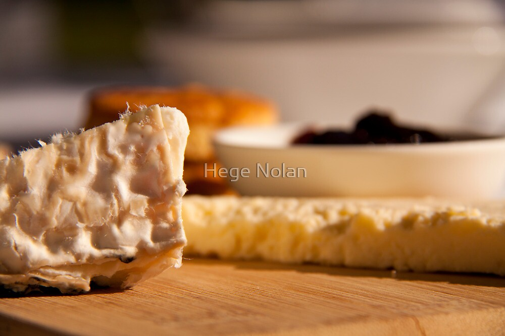 Say CHEESE! by Hege Nolan
