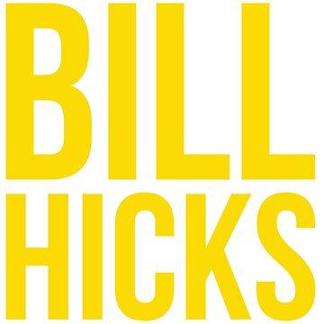BILL HICKS by TomDesigns