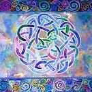 Celtic Triptych Part one by Lynne Kells (earthangel)