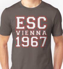 ESC Vienna 1967 [Eurovision] Unisex T-Shirt