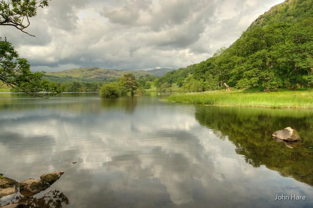 Rydal Water  II by John Hare