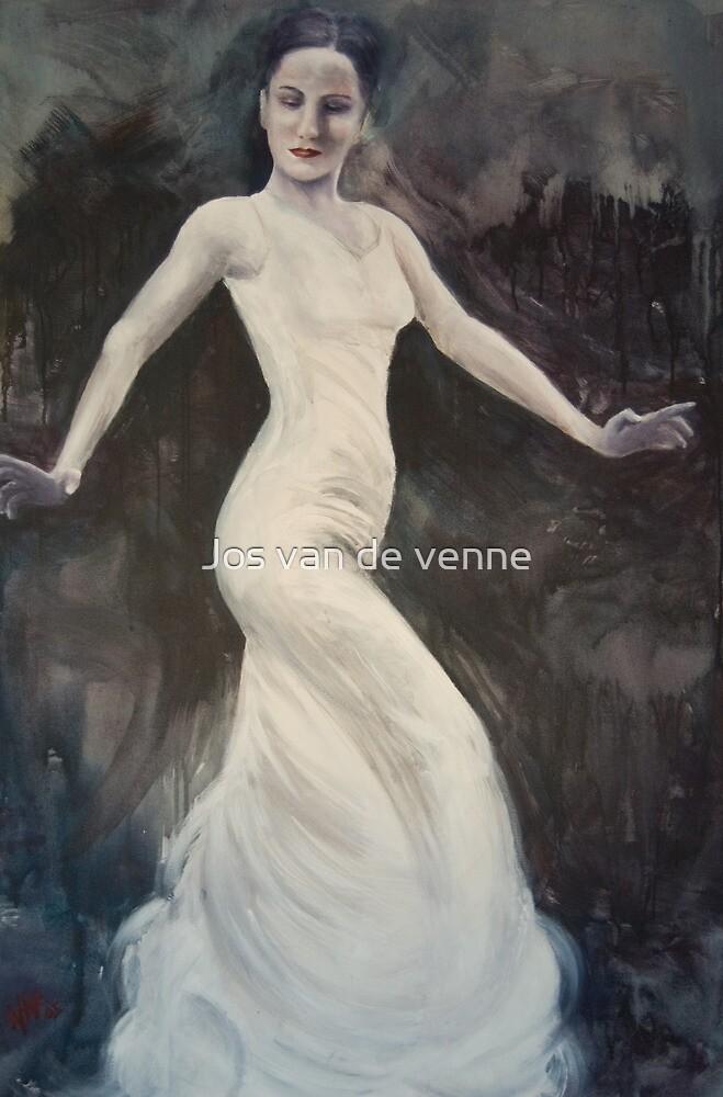 Flamenco 1 by Jos van de venne