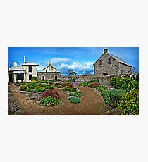 Highfields House, Chapel and Garden Photographic Print