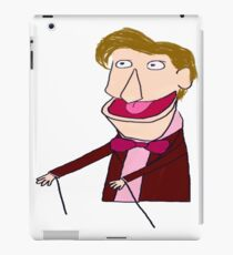 Eleventh Doctor Muppet Style iPad Case/Skin