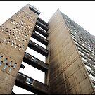 Balfron Tower, Poplar, London by compoundeye