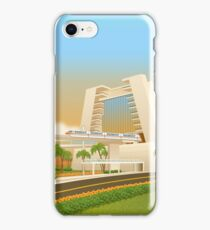 Monorail at Contemporary iPhone Case/Skin