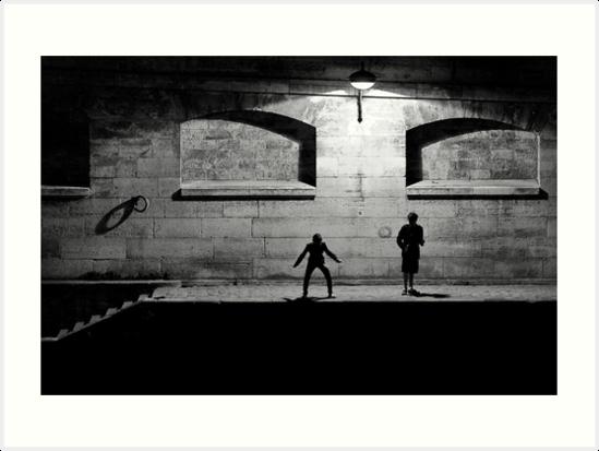 City of Darkness by Rhoufi