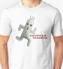 Cactuar Science T-Shirt