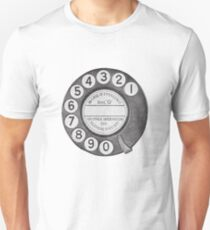 Telephone Dial T-Shirt