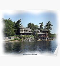 St. Lawrence Seaway/Thousand Islands #6 Poster