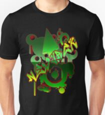 Urban Graffiti Style: New Jack # 1 T-Shirt
