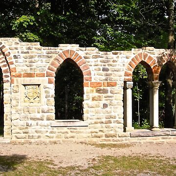 More Ruins at Kingsmere - Chelsea, Quebec, ON by Shulie1