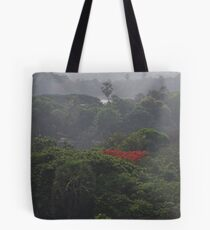 Landscape in Layers Tote Bag