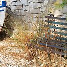 harbour bench by dinghysailor1