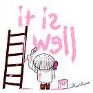 It is Well Iris Diane by Jami Amerine by Jami  Amerine